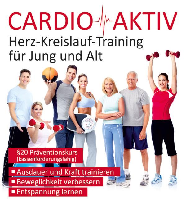 Fundeis Physiotherapie Cardio Aktiv