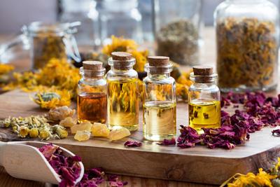 Aromatherapie Fundeis Praxis Physiotherapie
