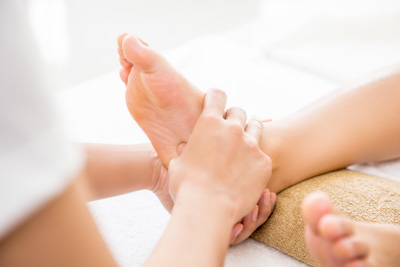 Fußreflexzonentherapie Fundeis Physiotherapie Praxis Cham Roding Mitterdorf